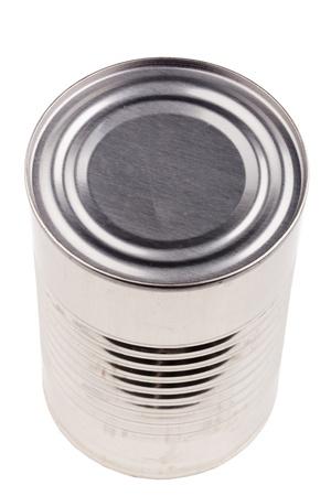 Private food uonteyner metal for long term storage. Stock Photo - 8277802