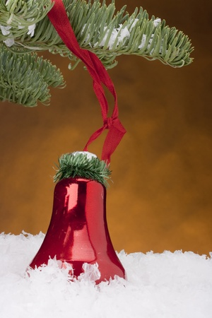 Holiday decorations for Christmas trees in the new year. Stock Photo - 8356041