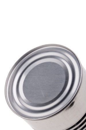 Private food uonteyner metal for long term storage. Stock Photo - 8450525