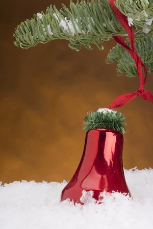 Holiday decorations for Christmas trees in the new year. Stock Photo - 8450535
