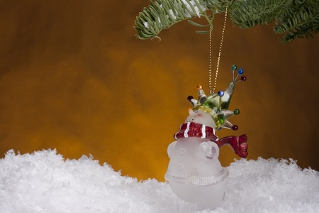 Holiday decorations for Christmas trees in the new year. Stock Photo - 8485474