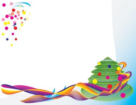 rejoicing: Sfondo astratto per il Nuovo Anno