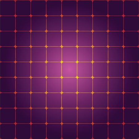 Vector abstract background with squares. Creative with an image and text.