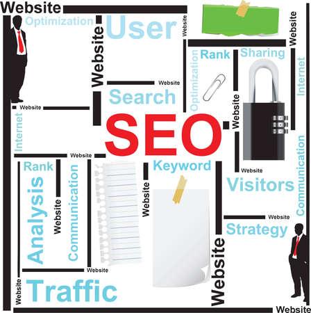 Creativity on SEO. Consolidation and promotion of sites on the Internet. illyustatsiya.