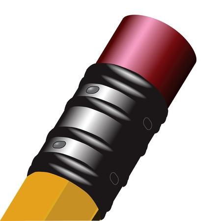 elastic: Elastic at the office pencil.