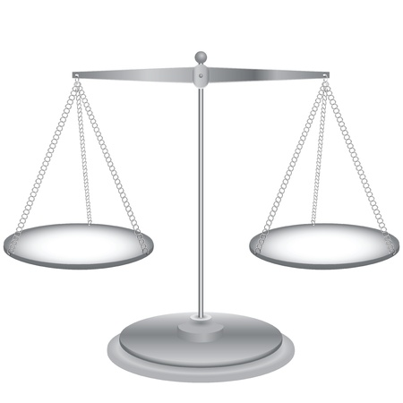 poise: El s�mbolo de la jurisprudencia y se utilizan para mediciones precisas de f�rmacos m�dicos. Ilustraci�n del vector. Vectores