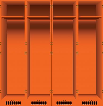 gym room: Opciones de armarios de acero para vestuarios en lugares p�blicos.