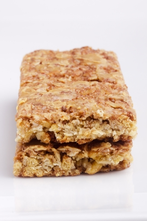extruded: Extruded cereal - fast and nutritious food.