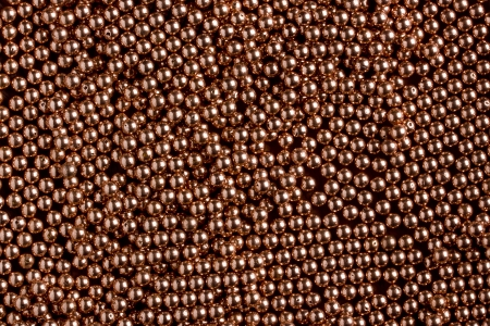 airgun: Balls of copper for shooting airguns  Background  Stock Photo