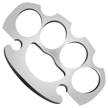knuckles: Steel Knuckles used in fights as edged weapons.