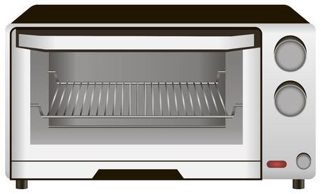 hausmannskost: Startseite Kochplatte Backofen backen W�rmebehandlung. Illustration