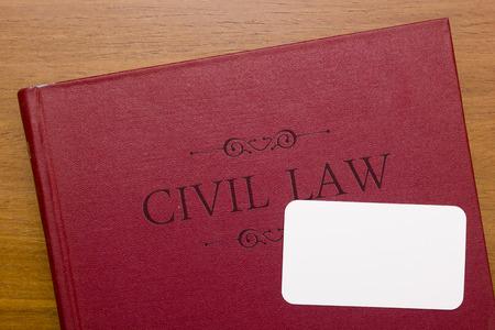 ley: Derecho civil - el cuerpo de leyes procesales civiles.