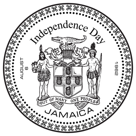 Independence Day, celebrates the independence of Jamaica from the United Kingdom. Çizim