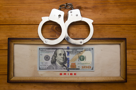 subornation: The idea of corruption - pay for freedom.
