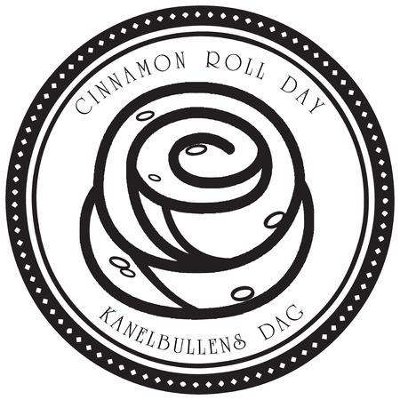 Cinnamon Roll Day holiday is celebrated in Sweden on October 4