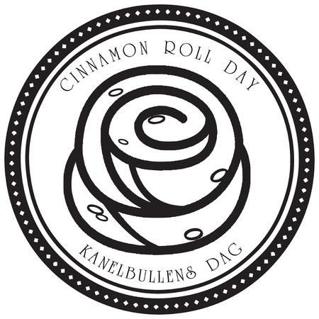 Cinnamon Roll Dag vakantie wordt gevierd in Zweden op 4 oktober