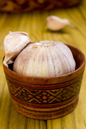 flavoring: Garlic as a flavoring and aromatic additives.