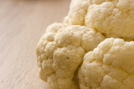 beneficial: Cauliflower - an important ingredient in cooking with a wide range of beneficial nutrients.