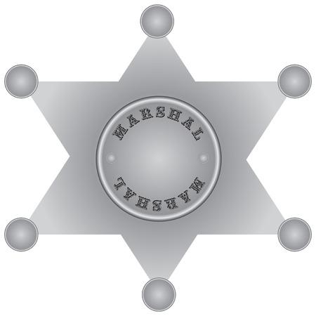 gunslinger: The star of the US Marshal.