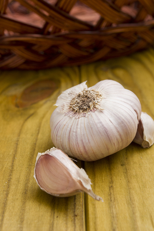 additives: Garlic as a flavoring and aromatic additives.