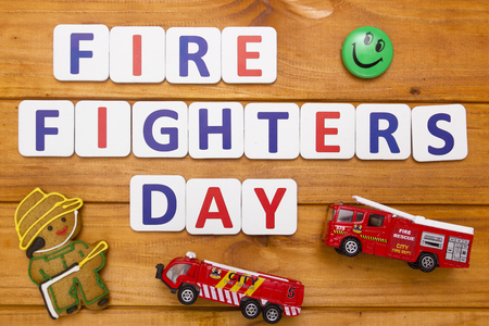 Fire fighters Day - the international day of fire, is celebrated in many countries around the world