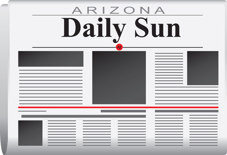 journalism: Newspaper News of Arizona, Arizona daily sun.