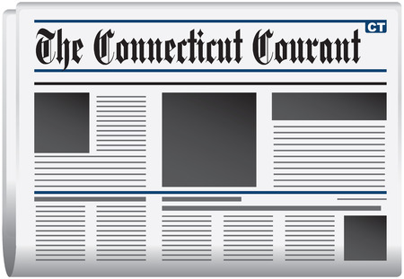 journalism: State of Connecticut Newspaper - The Connecticut Courant.