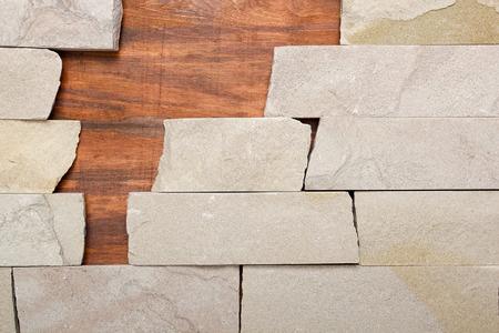 Wall stone texture background masonry architecture detail