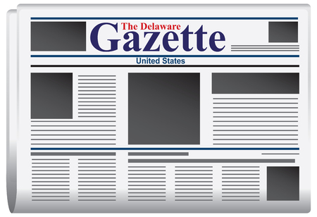 local business: The local newspaper, sports news, culture, business and social life. The Delaware Gazette.