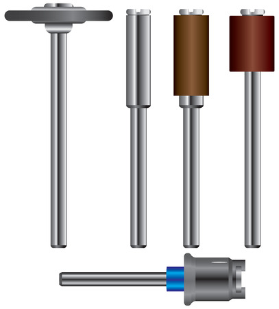 Abrasive tools and fasteners for industrial equipment.