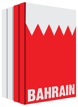 bibliography: Multi-volume collection of books about the country Bahrain.