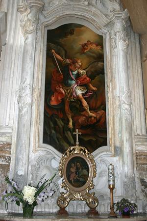 ecclesiastical: Ukraine Kamenets-Podolsky Dominican Church of St. Nicholas 07122016 Editorial