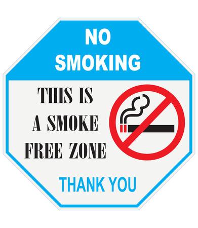 Attenzione puntatore Si tratta di una Smoke Free Zone