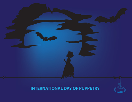 International Day of Puppetry - Calendar event of March of the international level