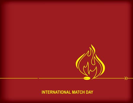 International Match Day - Calendar holiday on March 2