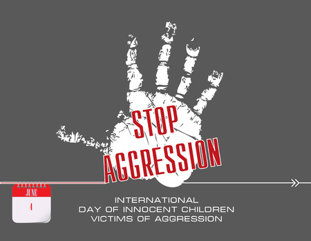 Calendar events of June - International Day of Innocent Children Victims of Aggression