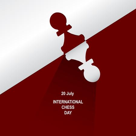 Posyrt Calendar event of July - International Chess Day