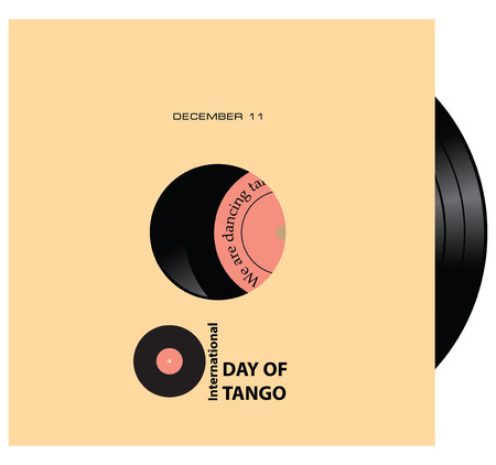 Vinyl Record to International Day of Tango