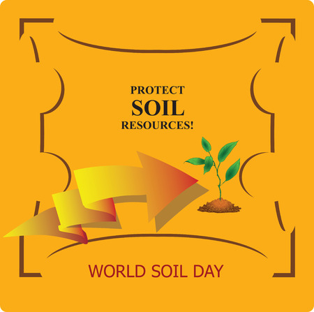 The call will save soil resources - World Soil Day