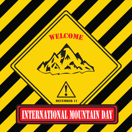 Welcome to International Mountain Day
