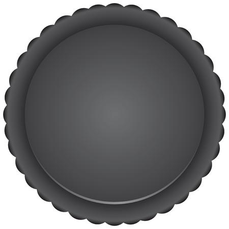 Baking baking pan baking basics. Vector illustration Ilustração