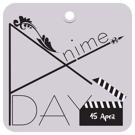 Banner for those who celebrate the date Anime Day