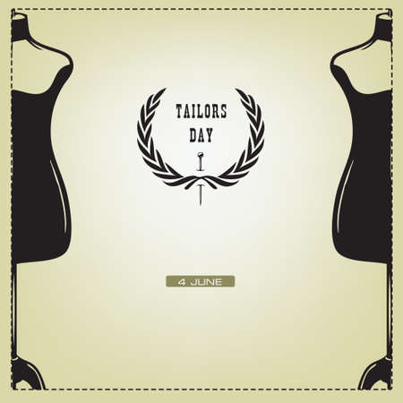 The poster for the June event is Tailors Day.