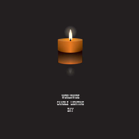 Every second Sunday in December, candles are lit in memory of the children who have died too early.