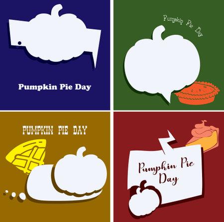 Set applications to date Pumpkin Pie Day