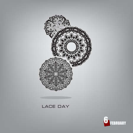 Lace Day - A day dedicated to crafts related to the lace in February