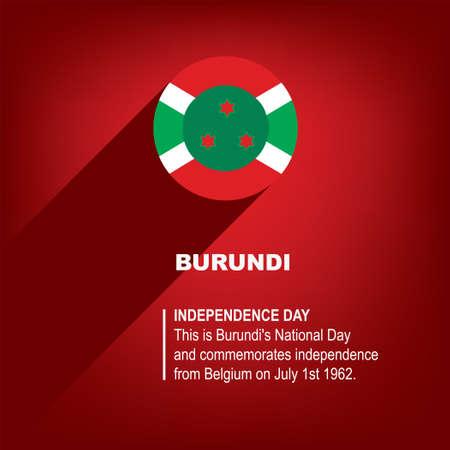 National Holiday in Burundi - Independence Day
