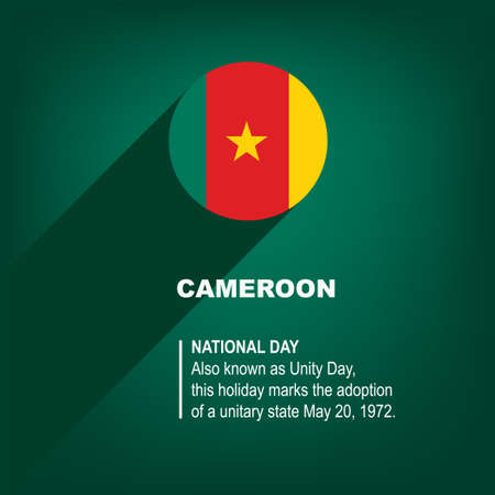 National Holiday in Cameroon - National Day