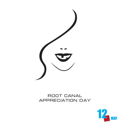 The calendar event is celebrated in may - Root Canal Appreciation Day