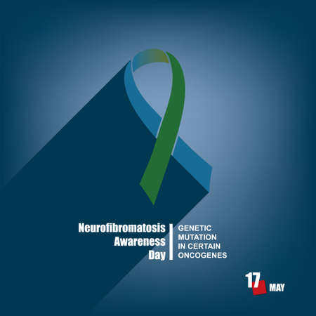 The calendar event is celebrated in may - Neurofibromatosis Awareness Day. Genetic mutation in certain oncogenes